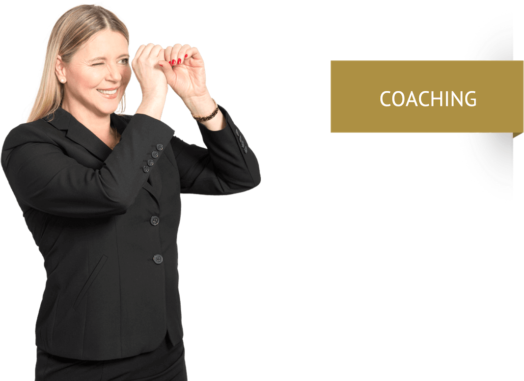 Körpersprache 1zu1 Coaching
