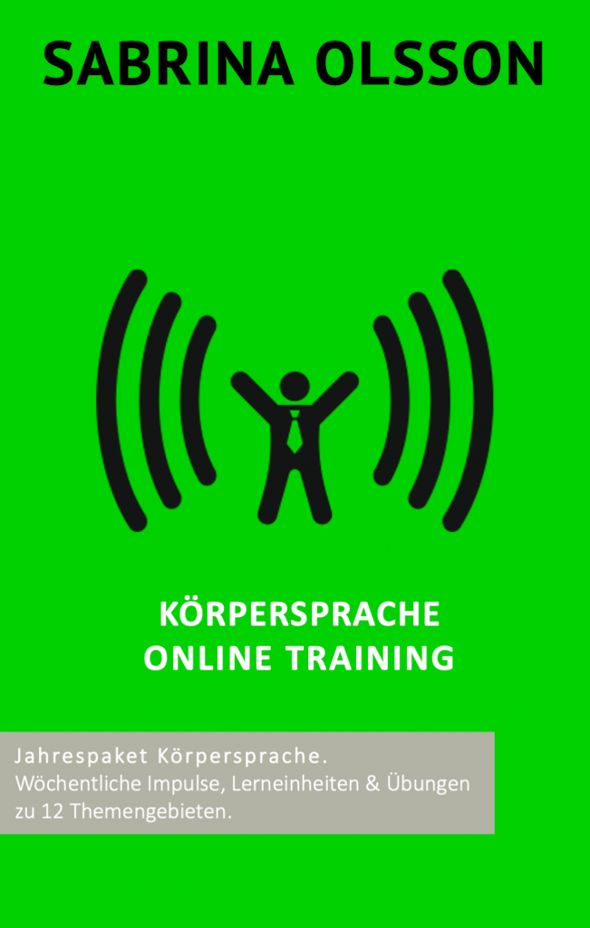 Körpersprache Online Training